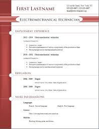 resume template download doc gallery of free cv templates 254 to 260 free cv template dot org