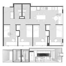 four bedroom house floor plans apartments in brisbane australia