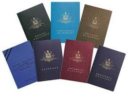 cara membuat paspor resmi paspor beda warna beda nasib jejak kaki
