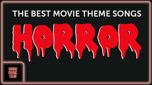 1h of the best horror movie theme songs shining halloween