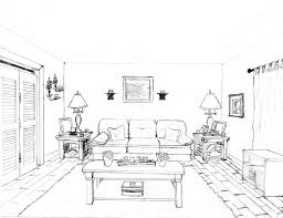 draw a room how to draw a 1 point perspective bedroom image gallery photonesta