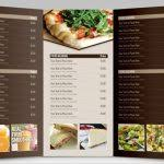 menu card templates 27 menu card templates free sle exle format menu