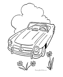 fast car coloring pages 477845