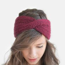 burgundy headband shop turband headband on wanelo