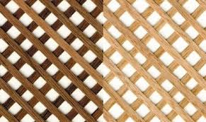 wood lattice wall lattice panels from fingertip fantasies dollhouse miniatures