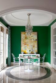 tour this traditional home has one vibrant color palette