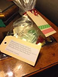 homemade christmas gifts bulap bag lady