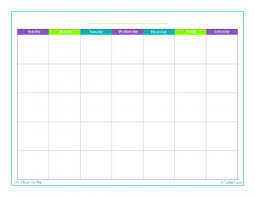 printable calendar 2016 time and date personal planner free printables