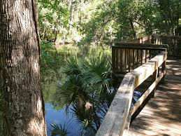 Florida State Parks Camping Map by List Of Parks Located In Florida