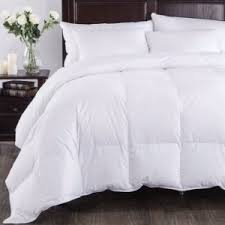 White Down Comforter Set Best White Goose Down Comforter And Luxurious Comfy Bedding