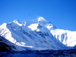 mt qomolangma glaciers shrink 28 pct in 40 years report