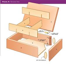 Free Patterns For Wooden Toy Boxes by Building Jewelry Box Dividers Plans Diy Free Download Plans For A