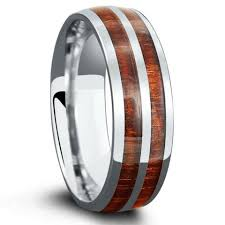 wooden metal rings images Men 39 s wood wedding rings engagement rings northernroyal jpg