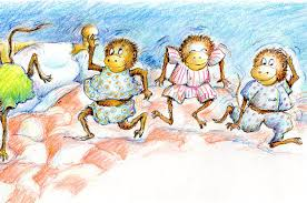 10 Monkeys Jumping On The Bed 10 Books To Read To Your Toddler Homey App For Families