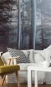 15 remarkable landscape forest wallpaper for your bedroom misty forest wallpaper mural landscape