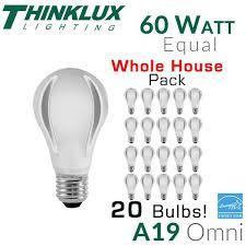 28 best standard a19 60 watt equal images on pinterest bulbs