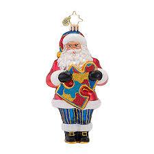 radko ornaments charity autism awareness ornament a