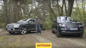 bentley jeep black bentley bentayga vs range rover svautobiography review suv