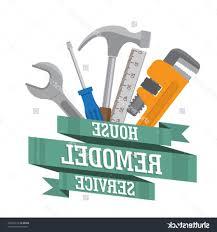 exclusive remoeling logo vector construction image vectorealy