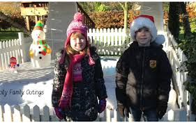 ribby hall village at christmas preston near blackpool u2013 jolly