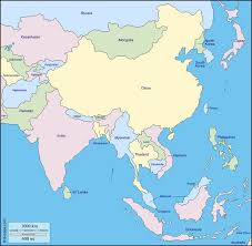 map asia best 25 east asia map ideas on south asia map laos