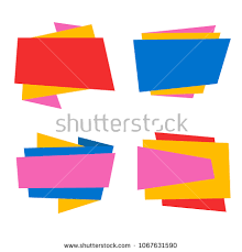 ribbons for sale flat vector label ribbons banners sale stock vector hd royalty free