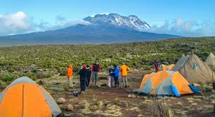 Mt Kilimanjaro Map Climb Kilimanjaro Itinerary U0026 Map Wilderness Travel