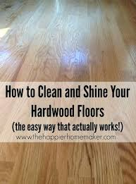 Best Way To Clean Hardwood Floors Vinegar Best Way To Clean Hardwood Floors Ozonesauna Club