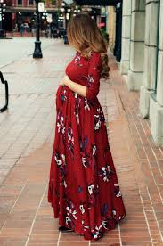 second maternity clothes fall maxi maxi dress maternity dress second trimester