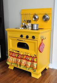 diy play kitchen ideas how to upcycle an stand in a brand new play kitchen it