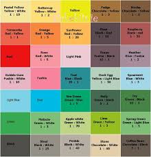 food coloring combinations free coloring pages mixing colors