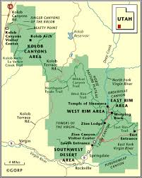 map of zion national park zion national park lodging and maps vista lodge