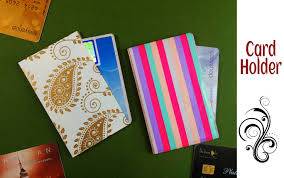 Business Card Credit Useful Origami Paper Credit Card Business Card Holder 2