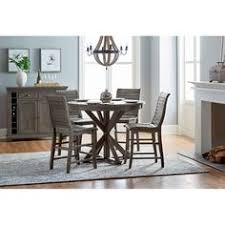progressive furniture willow counter height dining table american signature furniture alcove beige ii dining room