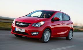 vauxhall purple where does the new vauxhall viva leave the adam and corsa by car