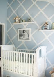 Baby Boy Nursery Decor by Baby Boy Room Painting Ideas Design Reveal Modern Baby Blue