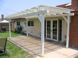 Detached Covered Patio Free Standing Patio Cover Wood Plans Pinterest Ideas Detached