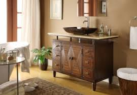 One Sink Bathroom Vanities by 48 Inch Bathroom Vanity Made Of Wood