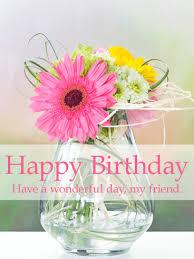 birthday daisy cards birthday u0026 greeting cards by davia free