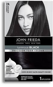 black pecision hair styles blue black hair dye 2a john frieda