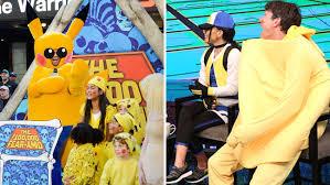 Spencers Gifts Halloween Costumes by Halloween 2016 Talk Show Costumes U0027today U0027 U0027gma U0027 U0027live With
