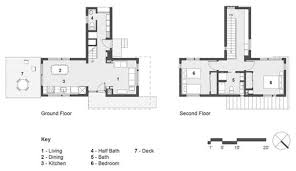 contemporary floor plan habitat for humanity takes a modern tack