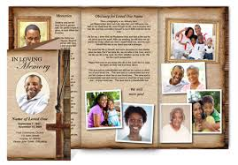 create funeral programs the funeral program site superstore launches unique easy to create