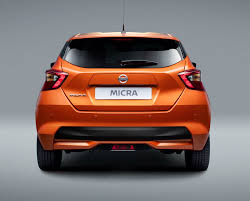 nissan orange nissan micra hatchback 2017 photos parkers