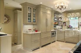 professional photos published of olive green kitchen eclectic