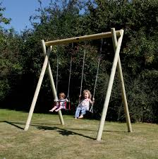 wood swing frame wooden swing frame ebay design of covered free