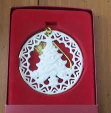 lenox 1990 holiday homecoming collection hutch ornament lenox