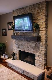 image cast stone fireplace mantels with tv above decorating ideas