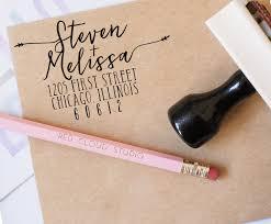 return address stamp wedding invitation stamp save the dates
