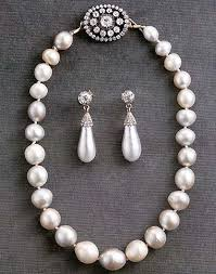 pearl earrings necklace images Pearl necklaces and earrings 8 0 9 0mm cultured freshwater pearl jpg